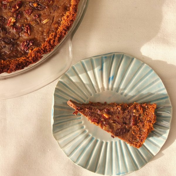 Macy's Fields Chocolate Turtle Pie