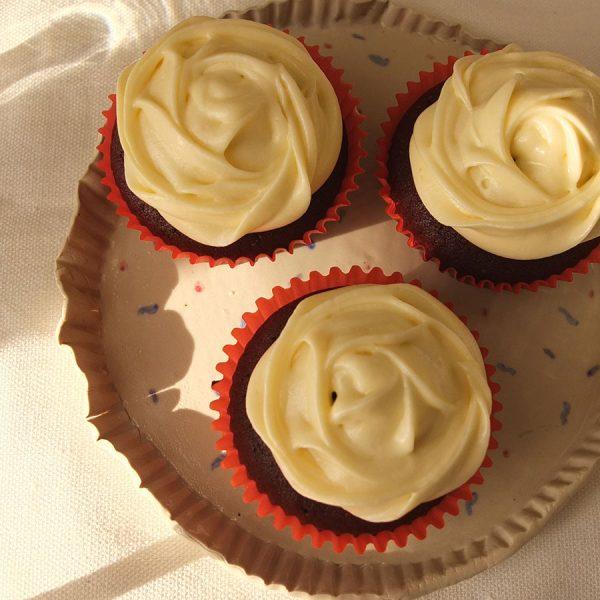 Macy's Fields Kahlua Cupcakes